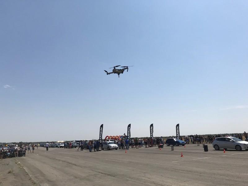 Ростовский пилот устроил эксперимент на гонках в Сальске_1