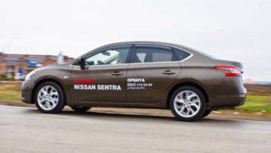 Nissan Sentra: космополит в городе
