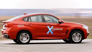 BMW X6: исключение из правил