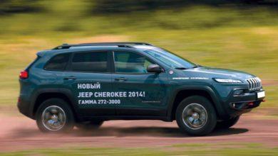 Jeep Cherokee: легенда Америки