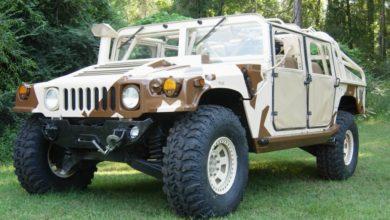 Выпуск Hummer продолжат под именем Humvee