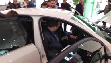 Skoda в Ростове представила говорящий автомобиль