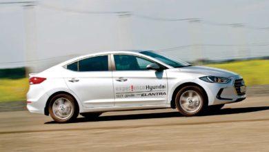 Hyundai Elantra: шаг наверх