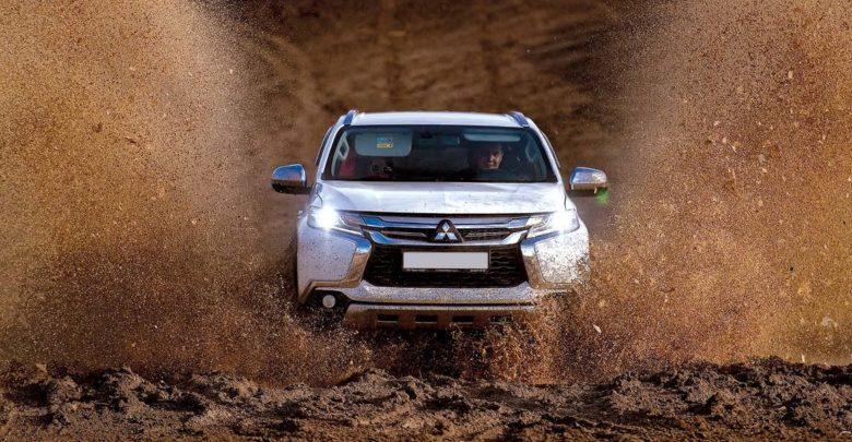 Mitsubishi Pajero Sport: и в грязь и князь…