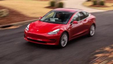 Рекорд: автомобиль Tesla Model 3 проехал без подзарядки 975 км