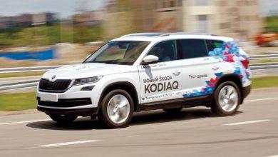 Сказ о чешском медведе «Автолайн» провел тест-драйв нового ŠKODA KODIAQ