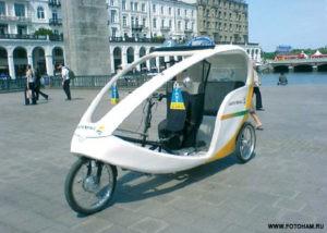 Топ-5. Самые оригинальные такси мира
