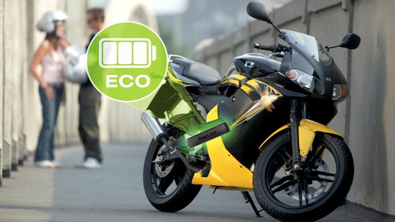Мотоиммобилайзер V66 ECO — доступно и с умом!