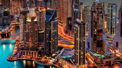 ОАЭ: декорации к фантастическому фильму