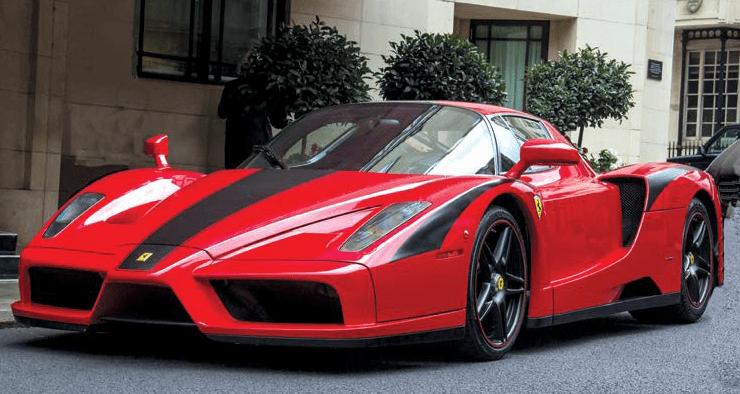 Паоло Пининфарина — законодатель автомобильной моды