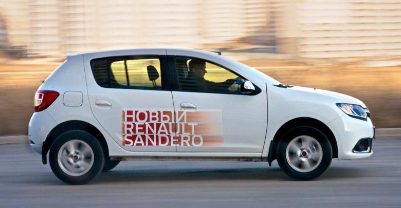 Renault Sandero: прагматикам посвящается