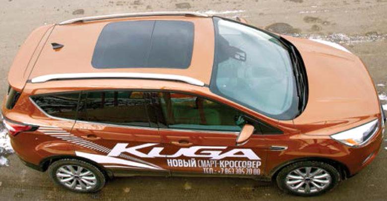 Ford Kuga: янки-кар!
