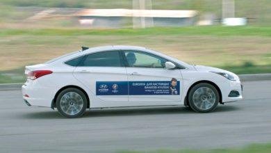 Hyundai i40: Корейский денди