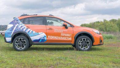 Subaru XV: Движение навстречу