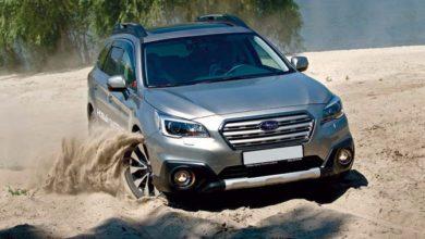 Subaru Outback: шаг вперед