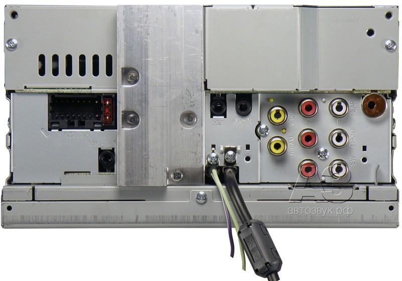 Медиаресивер Kenwood DMX-6018BT: обзор