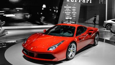 Ferrari: очередная победа в конкурсе «Международный двигатель года»