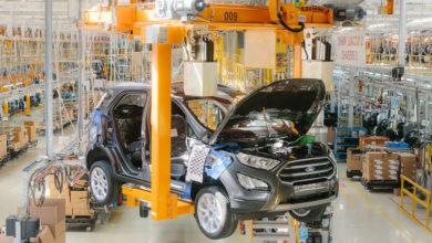 Новый Ford EcoSport: старт производства в России