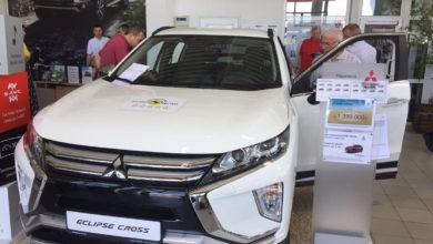 Mitsubishi Motors ГЕДОН-ТРЕЙД провел День открытых дверей в Ростове