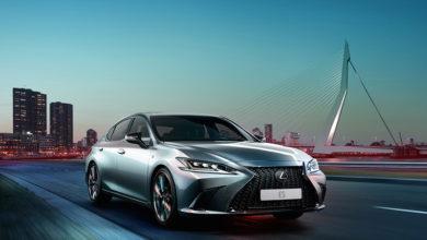 Lexus рассказал о новом седане ES