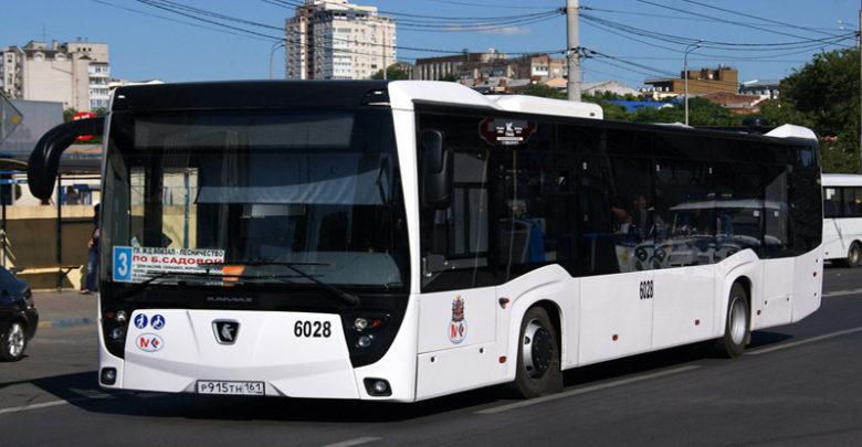 Стало известно, когда в Ростове все автобусы будут с кондиционерами
