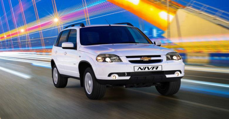 Chevrolet Niva доступна со скидкой по программе трейд-ин
