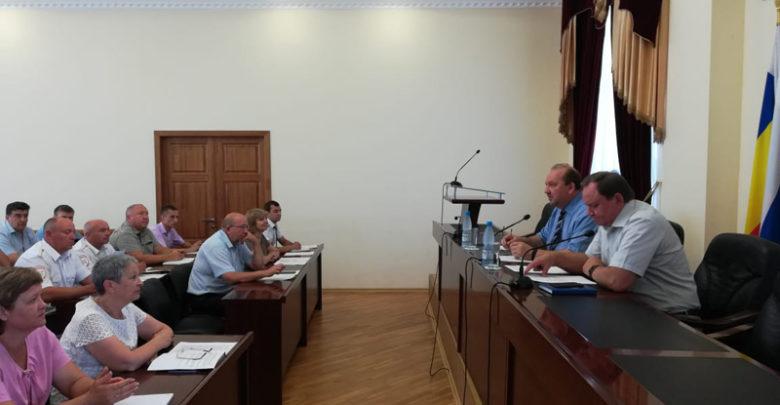 Разрушение дорожного полотна в Ростовской области: причины