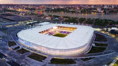 Несколько улиц перекроют из-за матчей на «Ростов Арене»