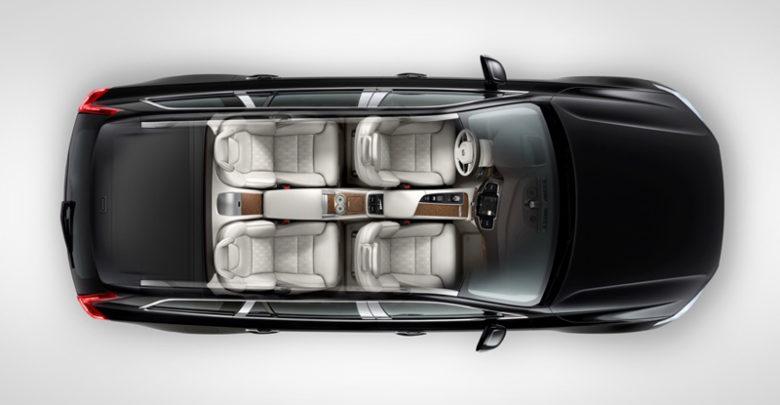 В России появился роскошный Volvo XC90