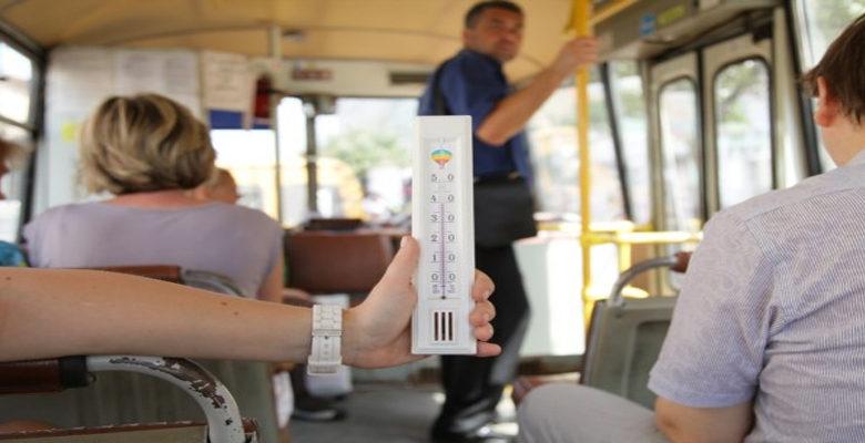 Духота в Ростове: пенсионеру стало плохо в автобусе