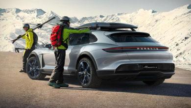 Названа дата выхода первого электрического кроссовера Porsche