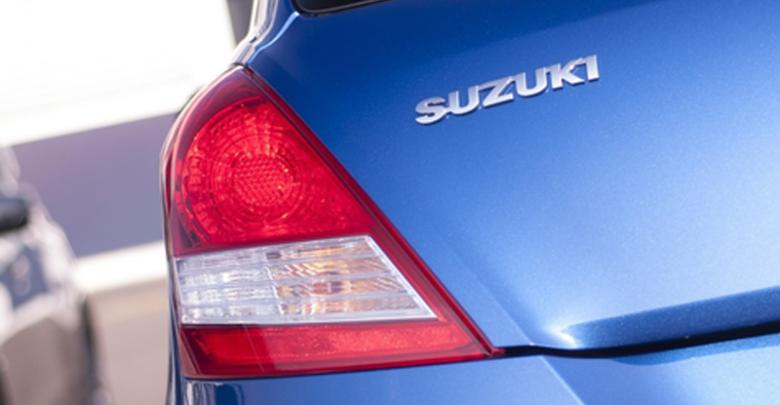 Suzuki отзывает автомобили в России
