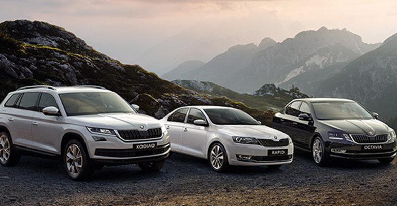 Автомобили Škoda по старой цене можно приобрести до конца августа