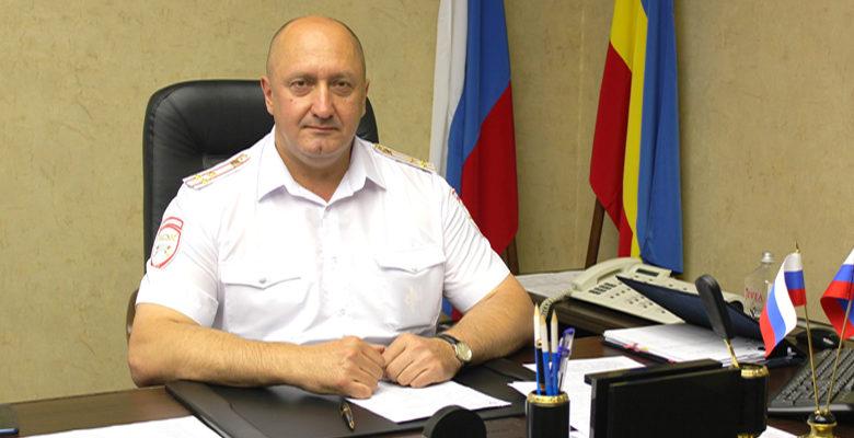 Начальник ГИБДД Ростовской области Олег Богун: «Меня волнует имидж инспекторов»
