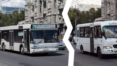 Исследование: что в Ростове быстрее - маршрутки или автобусы?