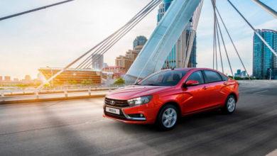 Топ-10 самых продаваемых в России отечественных авто