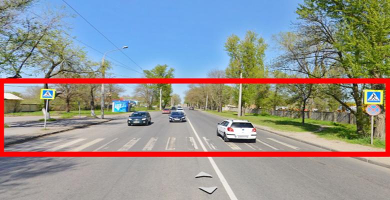 Ростовчане просят установить светофор на опасном пешеходном переходе