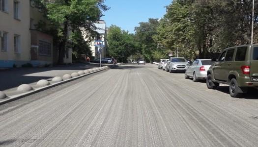 ремонт переулка Соборный в Ростове