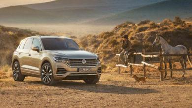 Новый Volkswagen Touareg доступен в кредит на специальных условиях