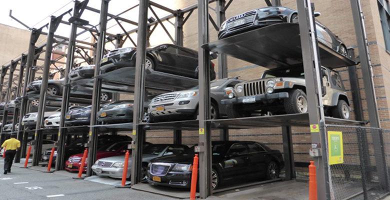 В Ростове построят 30 многоуровневых и 12 перехватывающих парковок