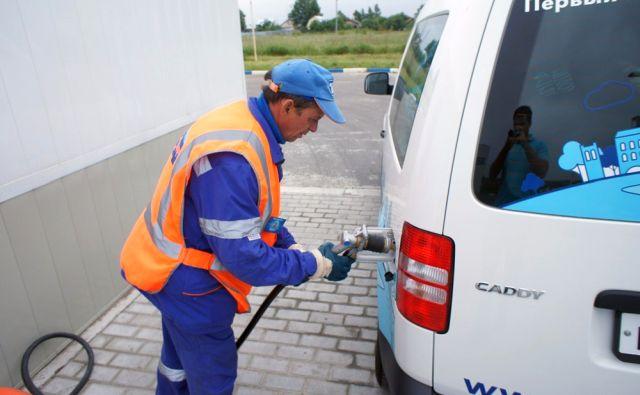 С начала года газомоторное топливо в Ростовской области подорожало на 31%