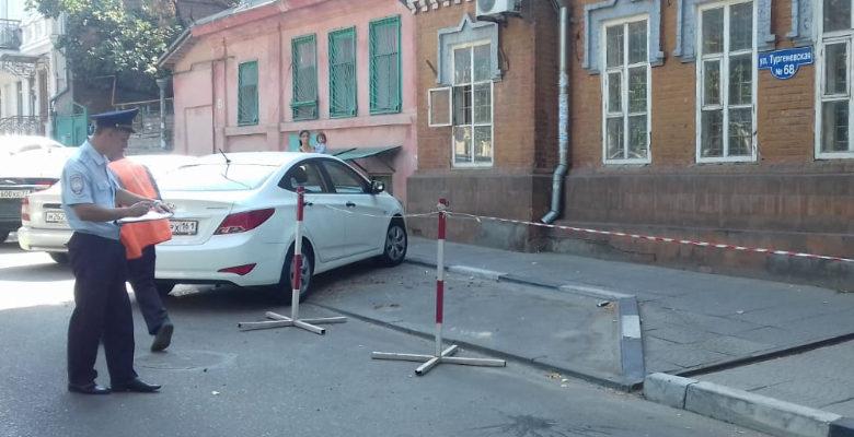 В Ростове не хватает парковочных мест