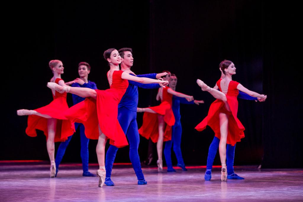 Ростовчан приглашают на вечер балета