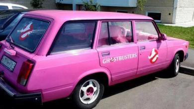 Автомобиль «охотницы за приведениями» продают в Ростове