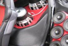 слушать музыку в авто
