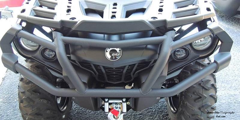 Квадроцикл Outlander 1000R XT-