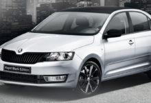 Škoda Rapid Black Edition