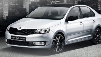 Škoda Rapid Black Edition