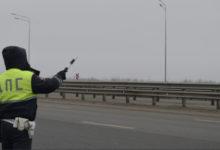 В Ростове инспекторы ДПС задержали пьяного водителя