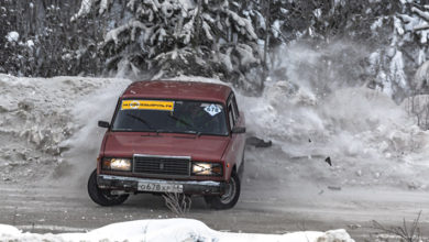 """Любителей драйва приглашают на ралли-спринт """"Снежный Вихрь"""""""